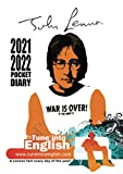John Lennon Pocket Diary 2021-2022: A Lennon fact every day of the academic year! (The Tune Into English Diaries)
