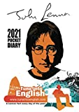 John Lennon Pocket Diary 2021: A Lennon fact every day of the year! (The Tune Into English Diaries)