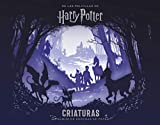 PELICULAS HARRY POTTER: CRIATURAS UN ALBUM DE ESCENAS DE PAPEL