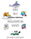 It's an Underwater Colouring Book: 1 (Adam Wallace Colouring Books)