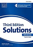 Solutions 3rd Edition Advanced. Teacher's Book (Solutions Third Edition)