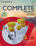 Complete Preliminary Second edition. Student's Book Pack (SB wo answers w Online Practice and WB wo answers w Audio Download).: For the Revised Exam from 2020