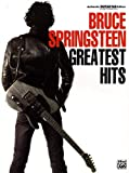 Bruce Springsteen Greatest Hits: Authentic Guitar Tab Edition (Popular Matching Folios)