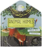 Animal Homes A Lift-the-flap Book Of Discovery (A Clover Robin Book of Nature)