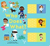 Who Does What?: A Slide-And-Learn Book: 4