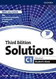 Solutions 3rd Edition Advanced. Student's Book (Solutions Third Edition)
