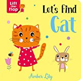 Let's Find Cat (Lift-The-Flap Books)