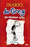 Un pringao total by Jeff Kinney(2008-01-01)
