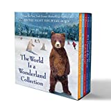 Nancy Tillman's. The World Is A Wonderland Collection: (the World Is a Wonderland; If You Were an Animal; Let It Snow!; If I Owned the Moon; Sweet Dreams)