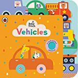 Vehicles: A Touch-and-feel Playbook (Baby Touch)