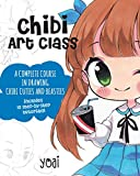 Chibi Art Class: A Complete Course in Drawing Chibi Cuties and Beasties - Includes 19 step-by-step tutorials! (Cute and Cuddly Art) (English Edition)