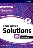Solutions Intermediate. Student's Book 3rd Edition - 9780194523653 (Solutions Third Edition)