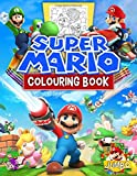 Super Mario Colouring Book: Mario Brothers Colouring Book With Exclusive Unofficial Images