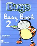 BUGS 2 Busy Book - 9781405062329