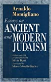 Essays on Ancient and Modern Judaism (Series; 1)