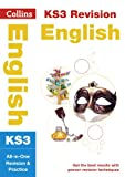 KS3 English All-in-One Complete Revision and Practice: Years 7, 8 and 9 Home Learning and School Resources from the Publisher of Revision Practice ... and Activities. (Collins KS3 Revision)
