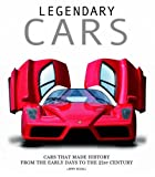 Legendary Cars by Larry Edsall (2005-09-01)