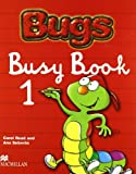 BUGS 1 Busy Book - 9781405062312
