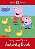 PEPPA PIG: GOING ON A PICNIC ACTIVITY BOOK (LB) (Ladybird)