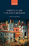 Virtue and Law in Plato and Beyond (English Edition)
