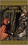 Grimm's Fairy Tales Illustrated (English Edition)