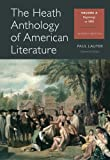 The Heath Anthology of American Literature, Volume A: Beginnings to 1800