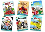 Oxford Reading Tree Biff, Chip and Kipper Level 9. More Stories: Mixed Pack of 6