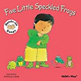 Five Little Speckled Frogs: BSL (Hands-On Songs)