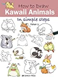 How to Draw: Kawaii Animals: in simple steps (English Edition)