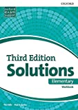 Solutions 3rd Edition Elementary. Workbook Pk (Solutions Third Edition)