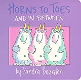 HORNS TO TOES-BOARD (Boynton Board Books (Simon & Schuster))