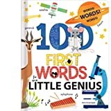 100 First Words For Baby Genius. A Carry Along Boo: A Carry Along Book
