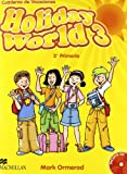 Holiday world 3º primaria + cd - cuaderno de vacaciones - 9780230422674 (Holiday Books)