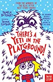 There's A Yeti In The Playground! (Baby Aliens) (English Edition)