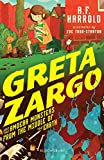 Greta Zargo and the Amoeba Monsters from the Middle of the Earth (English Edition)