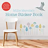 Millie Marotta's Home Sticker Book: over 75 stickers or decals for wall and home decoration: 6 (Colouring Books)