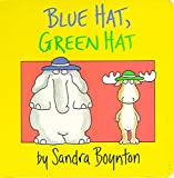 Blue Hat, Green Hat (Boynton Board Books (Simon & Schuster))