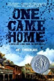 One Came Home (Newbery Medal - Honors Title(s)) (English Edition)