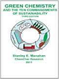 Green Chemistry and the Ten Commandments of Sustainability, Third Edition (English Edition)