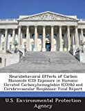 Neurobehavioral Effects of Carbon Monoxide (CO) Exposure in Humans: Elevated Carboxyhemoglobin (COHb) and Cerebrovascular Responses: Final Report