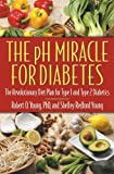 The pH Miracle for Diabetes: The Revolutionary Diet Plan for Type 1 and Type 2 Diabetics (English Edition)