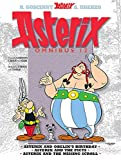 Asterix Omnibus 12: Asterix and Obelix's Birthday, Asterix and The Picts, Asterix and The Missing Scroll