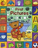 Sparkly Learning: First Pictures: Learn about animals in lively pictures, in a chunky boardbook format with sparkly foil detail throughout by Caroline Davis (2012-08-16)