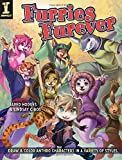 Furries Furever: Draw and Color Anthro Characters in a Variety of Styles by Jared Hodges;Lindsay Cibos(2014-08-30)