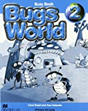 BUGS WORLD 2 Busy Book - 9780230719026