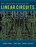 Thomas, R: Analysis and Design of Linear Circuits (Delisted)
