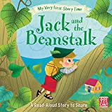 Jack and the Beanstalk: Fairy Tale with picture glossary and an activity (My Very First Story Time Book 2) (English Edition)