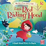 Little Red Riding Hood: Fairy Tale with picture glossary and an activity (My Very First Story Time Book 3) (English Edition)