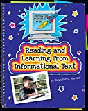 Reading and Learning from Informational Text (Explorer Junior Library: Information Explorer Junior) (English Edition)