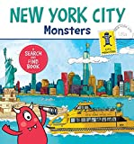 New York City Monsters: A Search-and-Find Book (Search & Find Book)